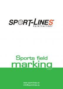 Sport-lines Brochure